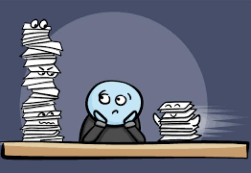 Read more about the article Seja um procrastinador. E deixe a promoção para o seu colega.
